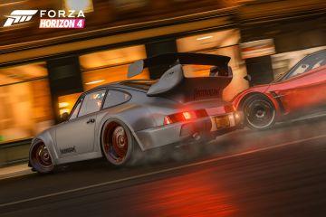 Forza Horizon 4 tahtı selefinden almak için geliyor.