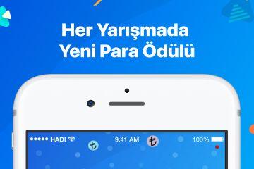 Türkiye'nin ilk canlı mobil yarışması: Hadi