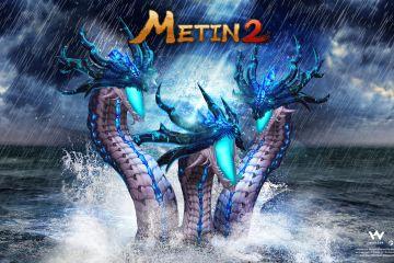 Metin 2 yeni bölgeyi 250 adet bonus kodu ile kutluyor!