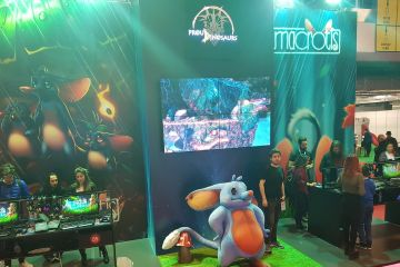 Yılın en fazla beklenen yerli yapımlarından Macrotis bu yıl Gamescom'da!