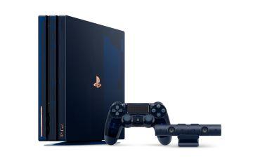 """PlayStation 4 Pro'nun """"500 Milyon"""" özel sürümü şıklığı yeniden tanımlıyor…"""