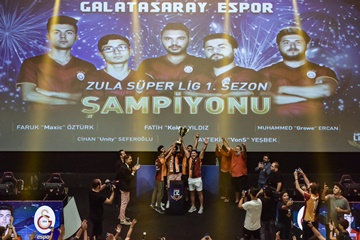 Zula Süper Lig şampiyonu belli oldu