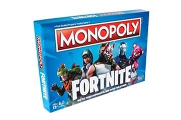 Fortnite temalı Monopoly geliyor