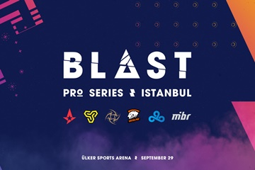 BLAST Pro Series İstanbul programı belli oldu