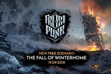 """Frostpunk'ın genişleme paketi """"The Fall of Winterhome"""" 19 Eylül'de geliyor"""