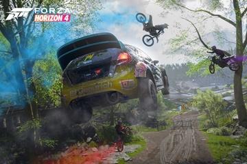 Microsoft'tan ilk Türkçe oyun: Forza Horizon 4