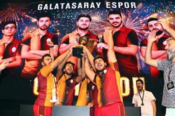 Zula Internetional Cup şampiyonu Galatasaray Espor oldu