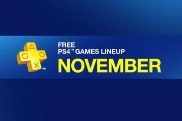 PlayStation Plus'ın bedava Kasım oyunları açıklandı!