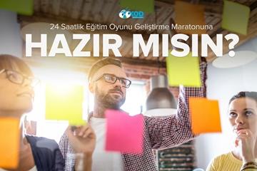 Oyun Geliştirme Maratonu Mersin ve İzmir'e geliyor
