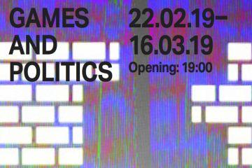 Games and Politics, İstanbul Studio-X'te kapılarını açıyor
