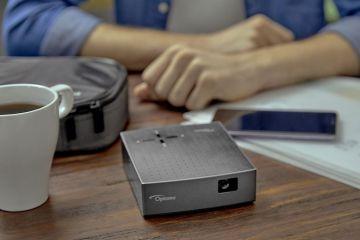 Optoma'dan ultra kompakt projektör: LV130