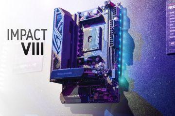 Crosshair VIII Impact ve  Strix X570-I duyuruldu