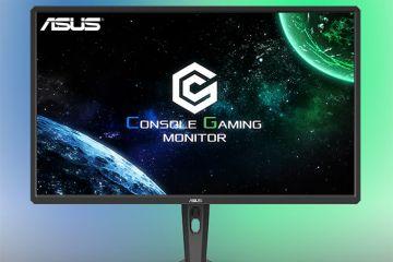 ASUS, CG32UQ konsol oyuncu monitörünü duyurdu
