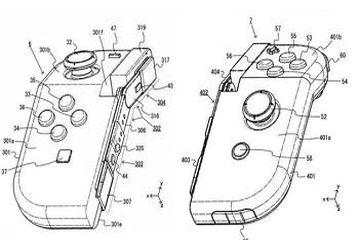 Nintendo kavisli Joy-Con'ların patentini aldı