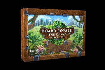 Röportaj: Arvis Games (Board Royale – Survival Card Game)