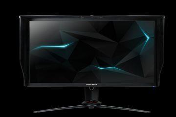 Acer, Hız Canavarı Reddot Ödüllü Predator XB3 Serisi Ürünlerini Satışa Sundu