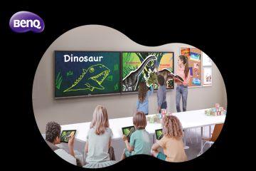 Yeni Seri BenQ İnteraktif Ekranlar ile Daha Verimli Dersler