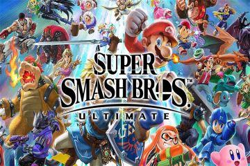 16 Ocak'ta Yeni Super Smash Bros. Ultimate Canlı Yayını Geliyor