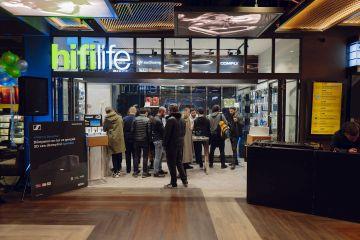 Hifilife, ikinci mağazasını Acarkent Coliseum'da açtı