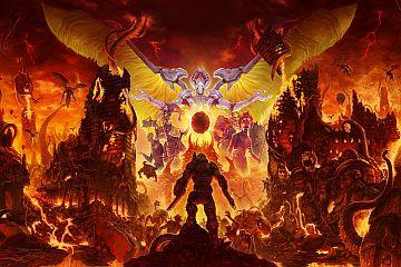 Doom Eternal serinin satış rekorunu kırdı - LEVEL Online