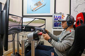 Ayhancan Güven Red Bull Gaming Ground@HOME'da Formula 1 pilotlarıyla yarıştı - LEVEL Online