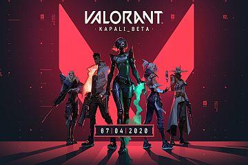Riot Games, birinci şahıs taktiksel nişancılık oyunu Valorant' ın kapalı betasını duyurdu - LEVEL Online