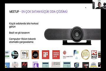 Logitech Türkiye yenilikleri online basın toplantısıyla duyurdu!