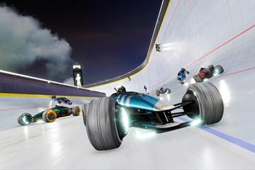 Yeni Trackmania yarış oyunun ilk fragmanı yayınlandı
