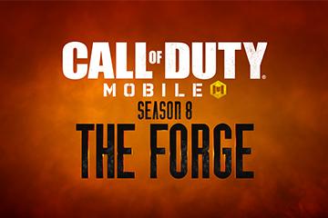 Call of Duty Mobile'ın 8. Sezon başlıyor: ''The Forge''