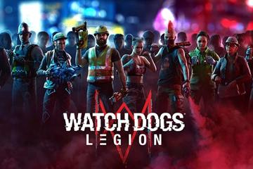 Watch Dogs Legion bu ekim ayında çıkıyor
