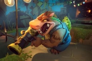 Crash Bandicoot 4'ün yeni oynanabilir karakteri: Dingodile