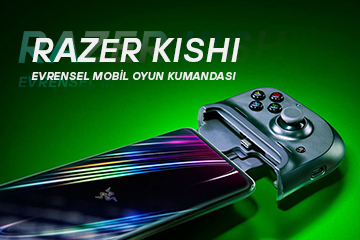 Android (XBbox) için Razer Kishi satışta
