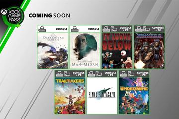 Ağustos ayının yeni Game Pass oyunları ve güncellemeleri