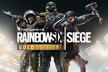 Monster Notebook ve NVIDIA iş birliğiyle: Tom Clancy's Rainbow Six Siege Gold Edition