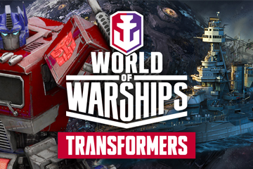 Transformers, World of Warships evrenindeki yerini alıyor
