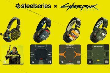 SteelSeries ve Cyberpunk 2077 ortaklığından yeni ürünler. - LEVEL Online