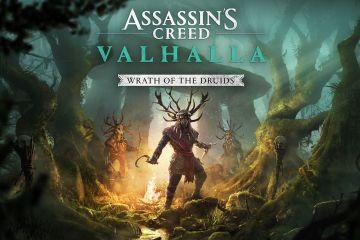 Assassin's Creed Valhalla'nın ilk genişlemesi Wrath of the Druids çıktı!