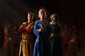 Crusader Kings III'e yeni genişleme paketi: Royal Court