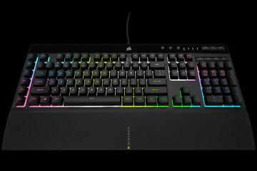 Corsair K55 RGB PRO XT incelemesi